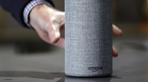 Amazon Echo (AP Photo/Elaine Thompson, File)