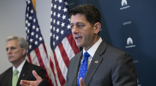 Speaker of the House Paul Ryan (AP)