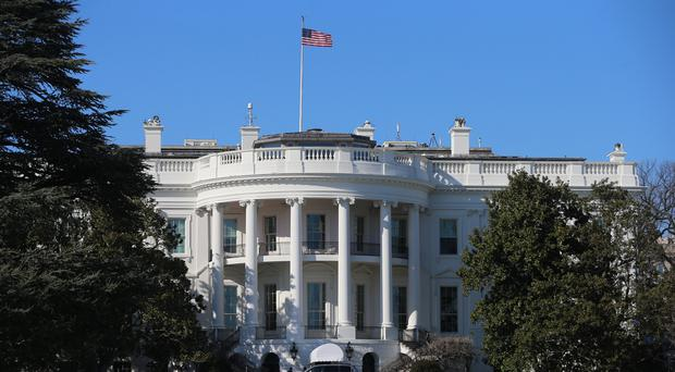 The White House in Washington, US (Niall Carson/PA)