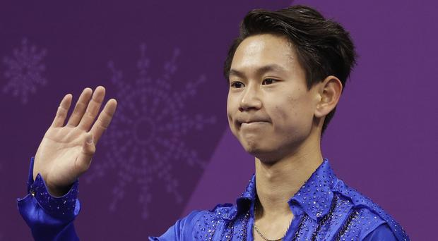 Denis Ten (AP Photo/David J. Phillip, File)