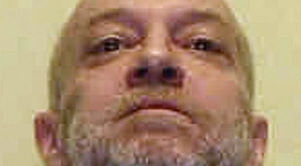 Raymond Tibbetts, who was sentenced to death after he was convicted of fatally stabbing Fred Hicks in 1997 in Cincinnati (AP)