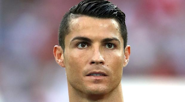 Portugal's Cristiano Ronaldo has reached a deal with Spanish tax authorities (Nick Potts/PA)