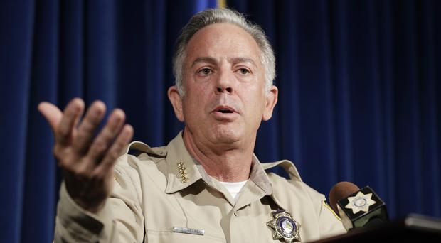 Sheriff Joe Lombardo (AP)