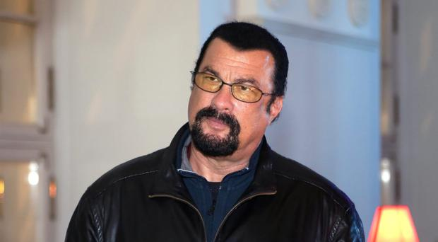 Position: Steven Seagal