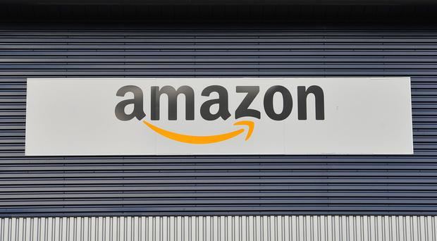 Amazon attracted criticism from the deputy chair of the Democratic National Committee (Nick Ansell/PA)