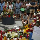 Barcelona marks the anniversary (AP Photo/Manu Fernandez)