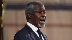 Former secretary-general of the UN Kofi Annan has died at the age of 80.