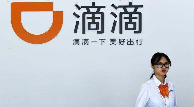 Didi Chuxing (Chinatopix via AP)