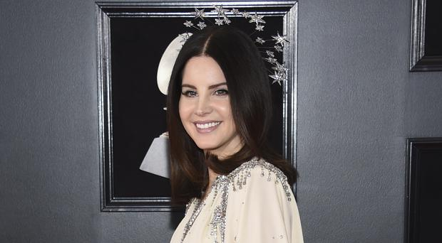 Lana Del Rey has cancelled her planned performance at the Meteor Festival (Photo by Evan Agostini/Invision/AP, File)