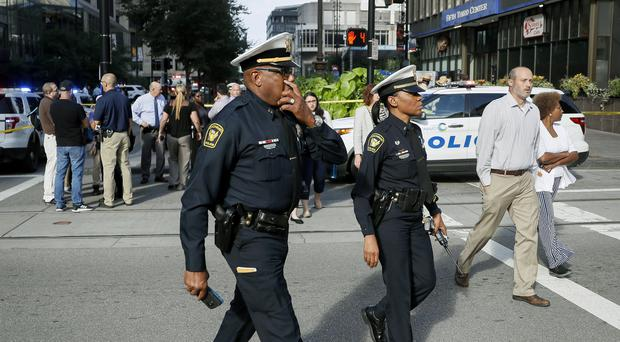 Four people died in the incident (AP)
