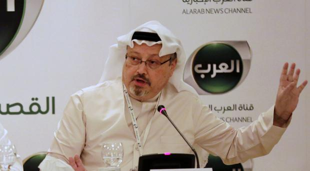 Jamal Khashoggi (AP Photo/Hasan Jamali, File)