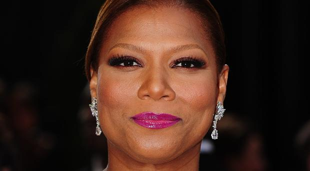 Queen Latifah was scheduled to receive the Marian Anderson Award (Ian West/PA)