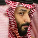 Saudi Crown Prince Mohammed bin Salman (AP Photo/Cliff Owen, File)