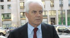 Gilberto Benetton has died aged 77 (Luca Bruno/AP)