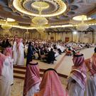 The Future Investment Initiative conference has opened in Riyadh (AP Photo/Amr Nabil)