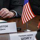 Russia has warned the US against withdrawing from the treaty without proposing improvements or a substitute (Vadim Savitsky/Russian Defense Ministry Press Service via AP)