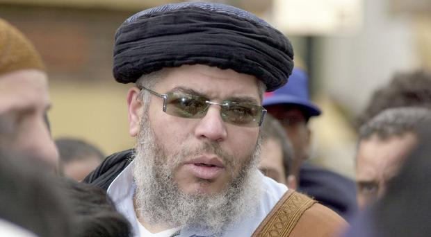Abu Hamza was convicted in 2014 (Johnny Green/PA)