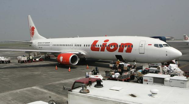 Indonesia dismisses Lion Air director, technicians after plane crash
