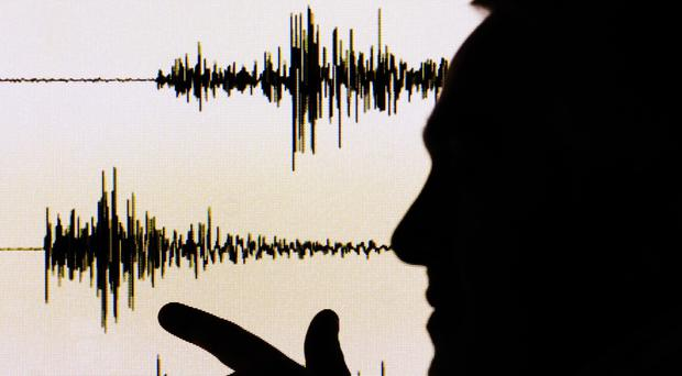 The quake struck about 104 miles east of Tadine in New Caledonia (PA)