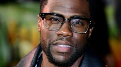 Kevin Hart has stepped down from the Oscars hosting role (Ian West/PA)