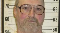 David Earl Miller had been on death row for 36 years (Tennessee Department of Correction via AP)