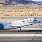 Virgin Spaceship Unity (Virgin Galactic/PA)