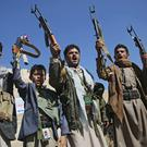 Houthi rebels have been fighting against Saudi-backed government forces (Hani Mohammed/AP)