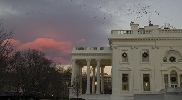 The partial federal shutdown was expected to drag into Christmas (Alex Brandon/AP)