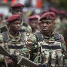 Kenyan security forces (AP)