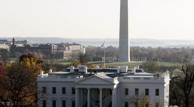 A man who allegedly traded his car for an anti-tank rocket and explosives in a plot to storm the White House has been arrested
