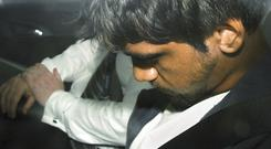 A 20-year-old man has been arrested (AAP/AP)