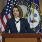 House Speaker Nancy Pelosi accused the White House of leaking her travel plans (Carolyn Kaster/AP)