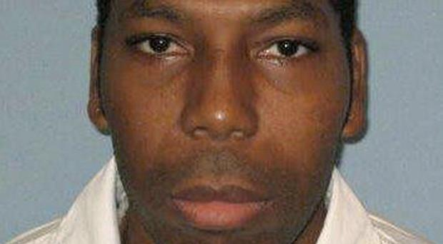 Dominique Ray was executed on Thursday (Alabama Department of Corrections via AP, File)