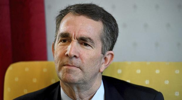 Virginia Governor Ralph Northam (Washington Post/AP)
