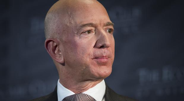 Jeff Bezos (AP Photo/Cliff Owen, File)