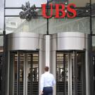 UBS (Philip Toscano/PA)