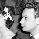 Stanley Donen, pictured with Elizabeth Taylor in 1951, has died (PA)