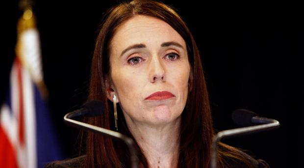 New Zealand Prime Minister Jacinda Ardern (Nick Perry/AP)