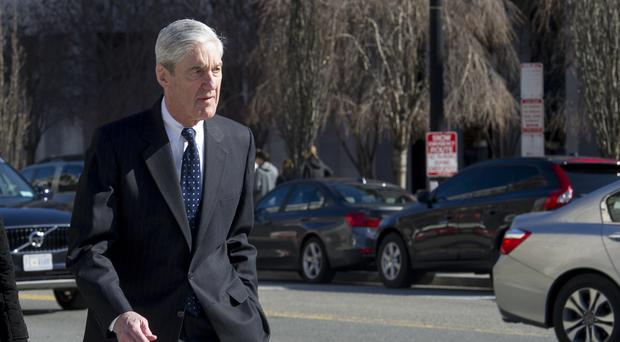Special counsel Robert Mueller found no evidence of collusion (Cliff Owen/AP)