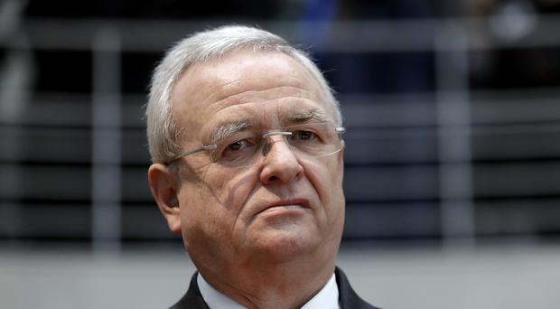 Martin Winterkorn was formerly Volkswagen's CEO (AP Photo/Michael Sohn, file)