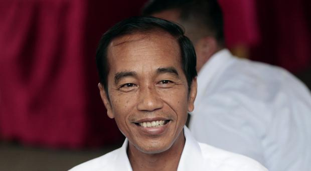 Indonesian President Joko Widodo (AP Photo/Dita Alangkara)