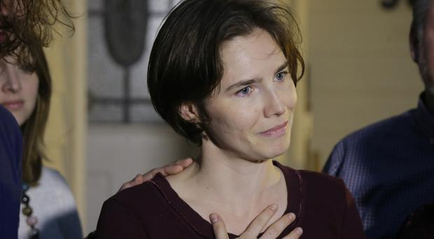 Amanda Knox is returning to Italy (Ted S Warren/AP)
