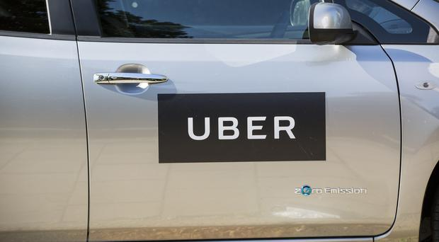 Uber is to make its debut on Wall Street (Laura Dale/PA)