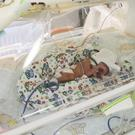 An incubator with one of the sextuplets (AP Photo/Beata Zawrzel) Poland Out