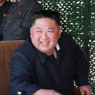 Kim Jong Un (Korean Central News Agency/Korea News Service via AP, File)