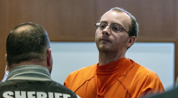Jake Patterson has been jailed for life (T'xer Zhon Kha/The Post-Crescent via AP)