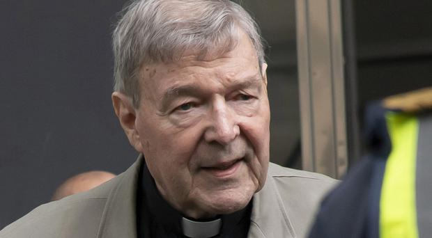 Cardinal George Pell (Andy Brownbill/AP)