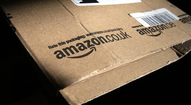 Amazon (Paul Faith/PA)