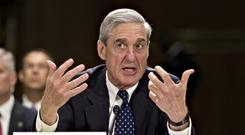 Robert Mueller will testify in Washington DC on Wednesday (J Scott Applewhite/AP)