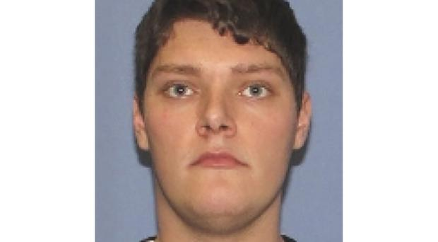 Connor Betts was shot dead by police (Dayton Police Department via AP)